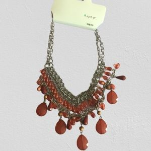 (3 for $30) Apt. 9 Statement Necklace